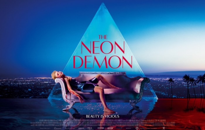 The Neon Demon ending questions