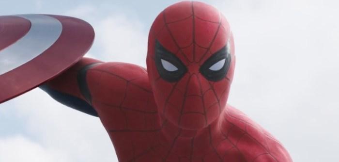 new spider-man eyes