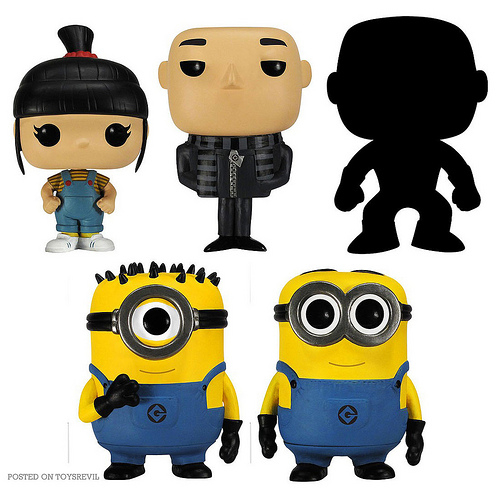 Despicable Me 2 from Funko