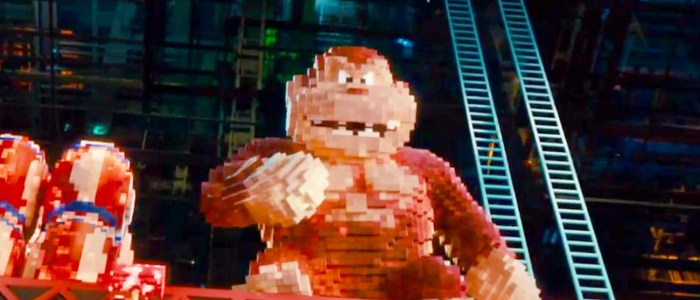 Pixels movie - Chris Columbus interview