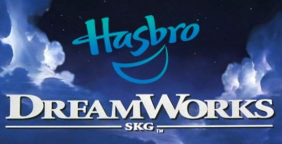 Dreamworks-Hasbro Merger