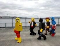 Lego cosplay