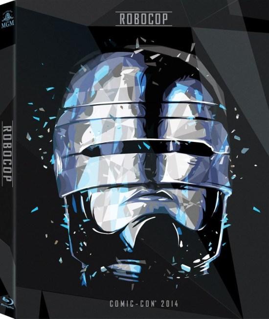 Robocop SDCC exclusive blu-ray