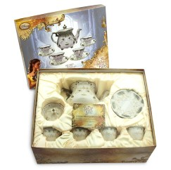 Beauty and the Beast Limited Edition Fine China Tea Set