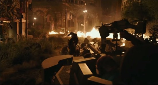 One FX Shot In 'Dawn of the Planet of the Apes' Took 1030 Iterations