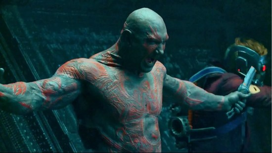 drax guardians of the galaxy