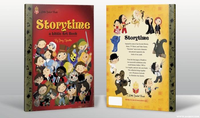 Joey Spiotto's Storytime