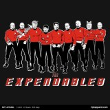 "Star Trek/Expendables-inspired design ""The Trexpendables"""