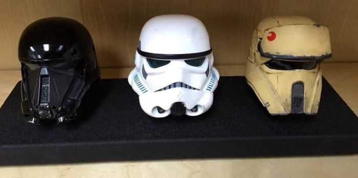 Star Wars: Rogue One Helmets