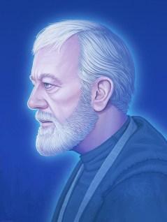 Mike Mitchell Obi-Wan Kenobi