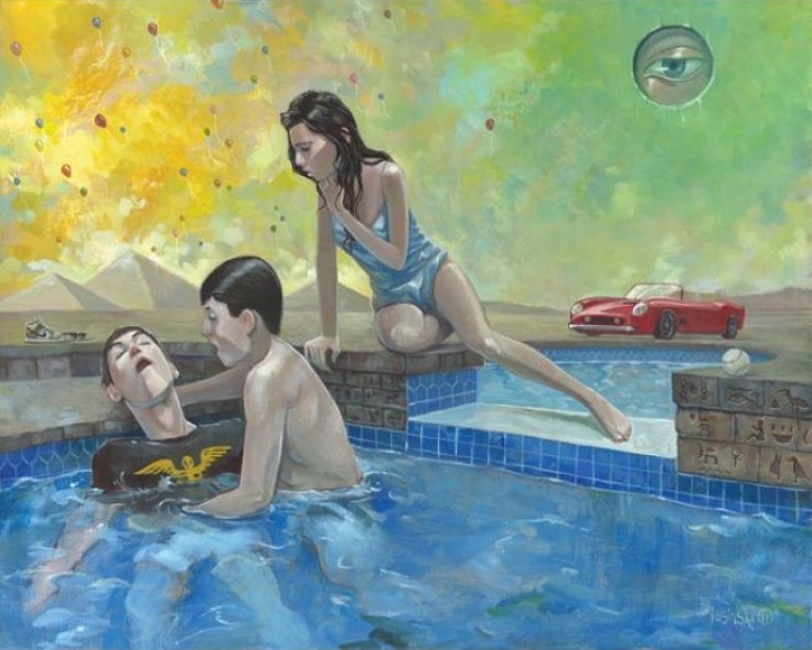 "Aaron Jasinski ""The Rebirth of Cameron Fry"""