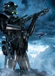 Rogue One artwork - death trooper