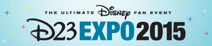 D23 Expo 2015 Schedule