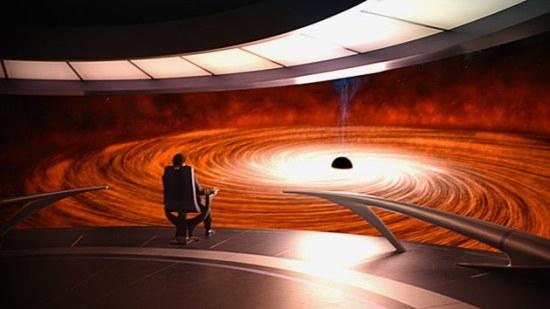 cosmos black hole