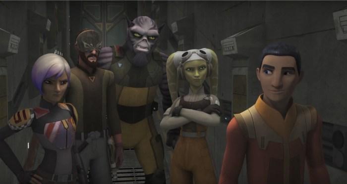 Dave Filoni Star Wars Rebels season 3 interview