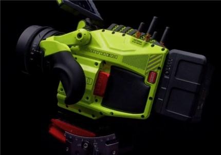 Michael Bay's custom red camera