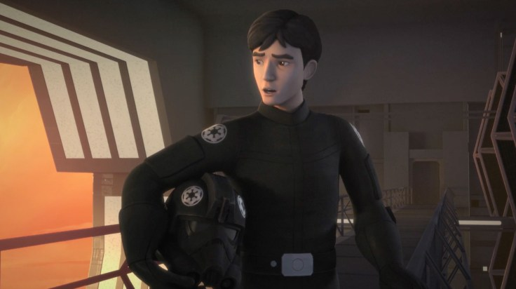 Star Wars Rebels Wedge The Antilles Extraction