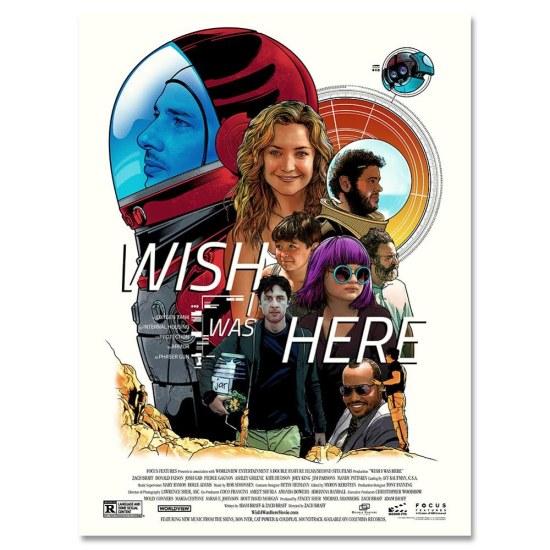 Joshua Budich's Wish I Was Here Poster Print