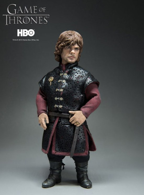 Game of Thrones Tyrion Lannister 1:6 Scale Figure