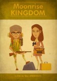 James Gilleard's Moonrise Kingdom poster