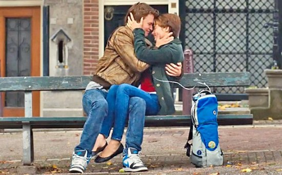 'Fault in Our Stars' bench in Amsterdam is missing