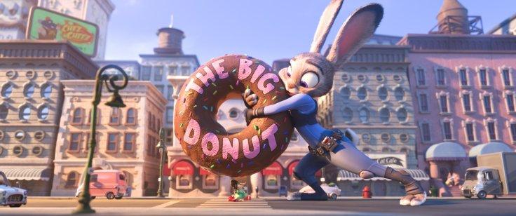 Zootopia - The Big Donut