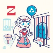 Alphabitz - Zelda