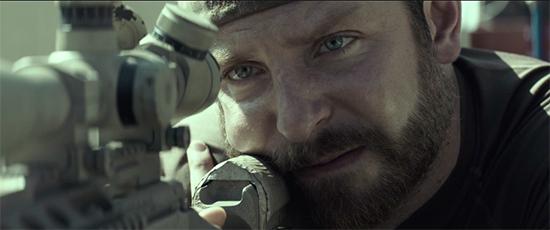 New American Sniper trailer