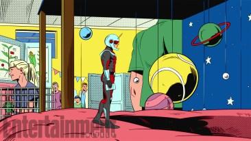 ant-man animated 2