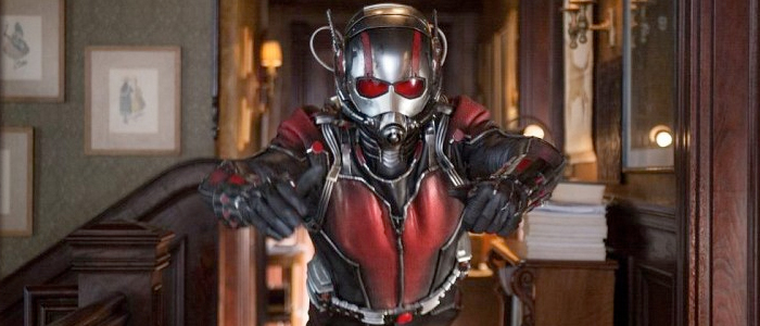 New Ant-Man Suit