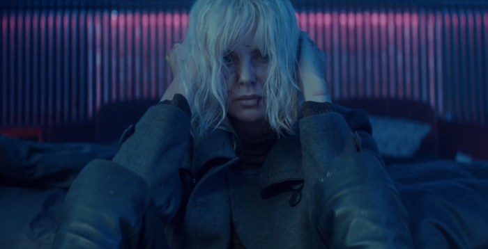 Atomic Blonde Featurette