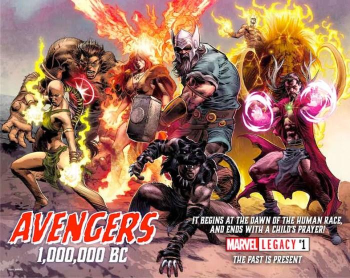 Avengers 1,000,000 BC