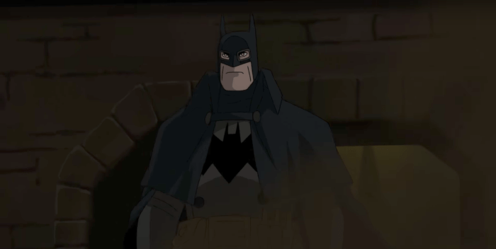 Batman: Gotham By Gaslight First Look