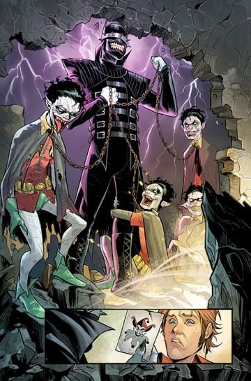 Batman Metal - Joker Hybrid