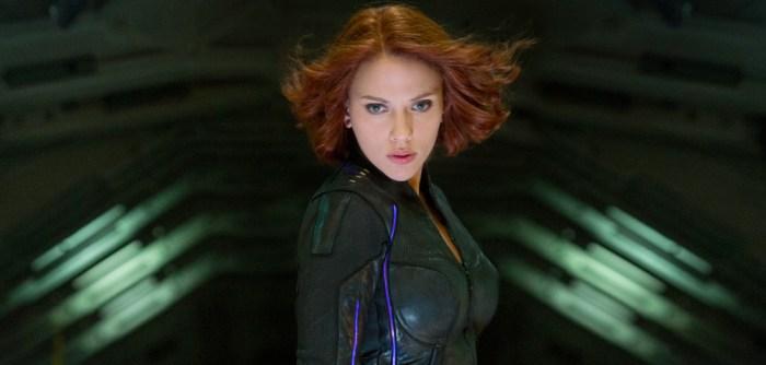 Black Widow Movie - Scarlett Johansson