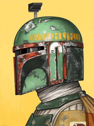 Boba Fett - Mike Mitchell