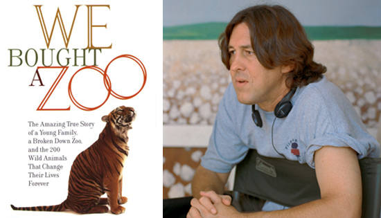 Cameron Crowe might director We Bought a Zoo