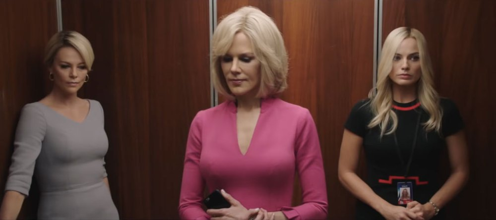 Bombshell Trailer: Things Are Tense at Fox News In This Scandalous ...