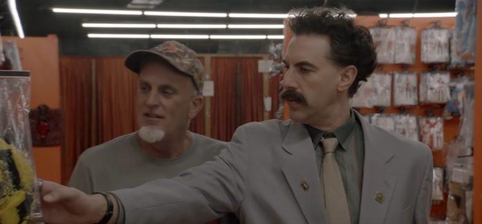 'Borat 2' Aims to Expose the Danger of Authoritarianism Through Comedy, Says Sacha Baron Cohen