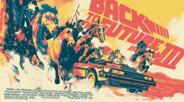 Back to the Future Part III - Matt Taylor