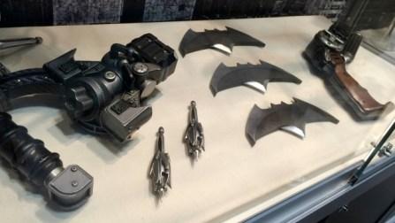 Batman v Superman gadgets