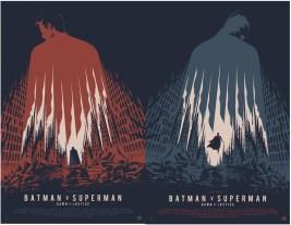 Batman v Superman Artwork