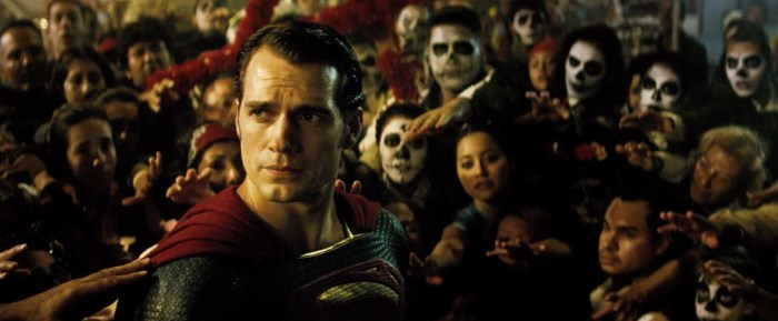 superman dc movies