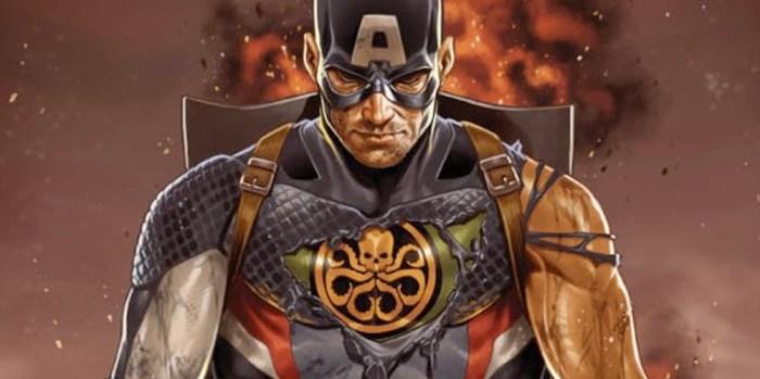 Captain America - Hydra