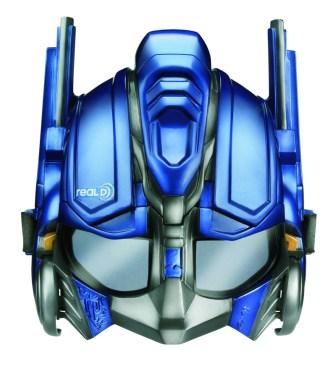 Optimus Prime 3D Glasses