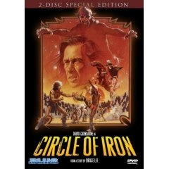 Circle of Iron DVD