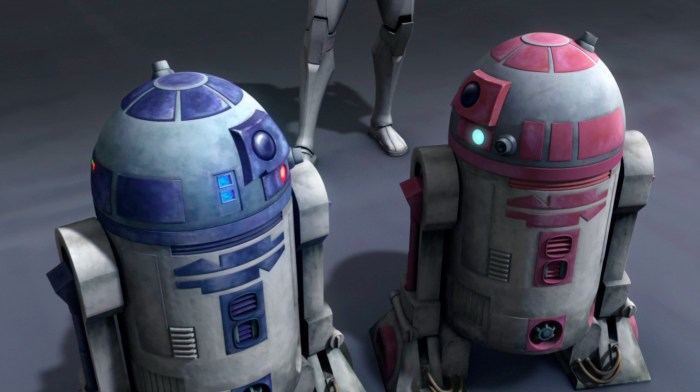 The Story Behind R2-KT