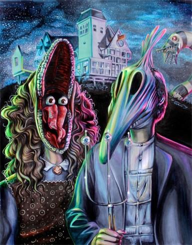 Crazy 4 Cult X - Beetlejuice