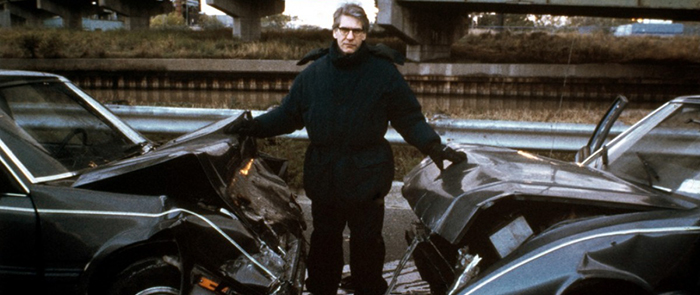 Weirdest David Cronenberg films