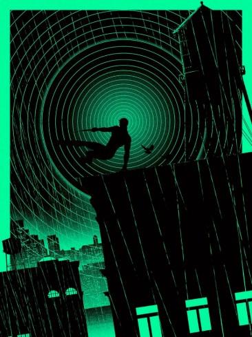 Matt Ferguson Daredevil Print